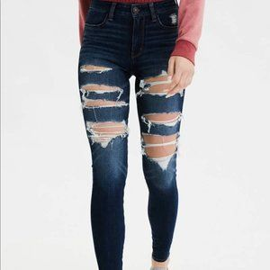 American Eagle 360Next Level Stretch Skinny Jeans